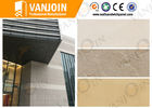 China Artificial Stone Insulated Building Panels , Concrete Wall Panels Durability company