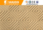 China 600x600mm Flexible Clay Wall Tile , Soft Ceramic Tile Flooring Lightweight factory