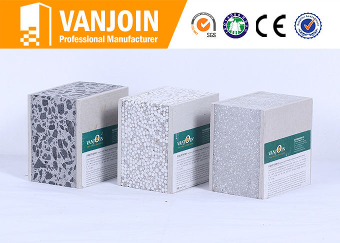 Eps Foam Additives Concrete Sandwich Wall Panels With