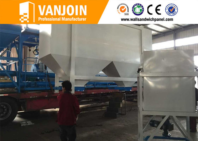 Lightweight Concrete Eps Wall Sandwich Panel Production Line Automatical CE Certification