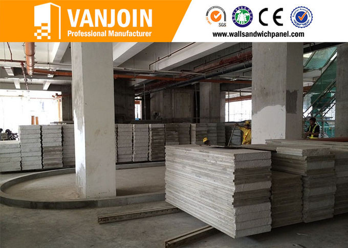 Lightweight Composite Panel Board Eps Sandwich Panel for Interior Wall