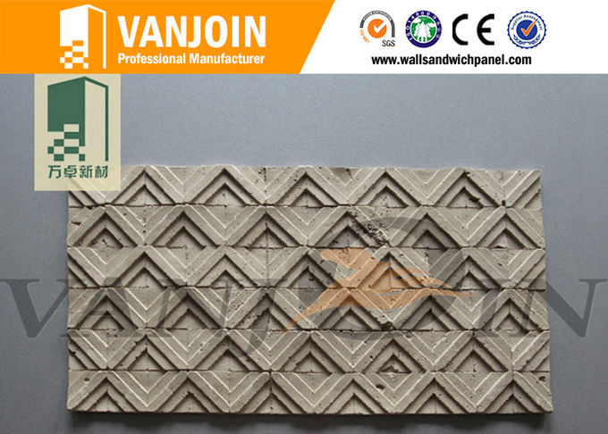 Polystyrene Acid Resistance Interior And Exterior Wall Decorative Stone Tiles Clay