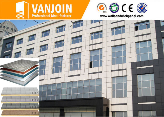 Flexible Clay Material Interior Concrete Wall Panels Thermal Insulation
