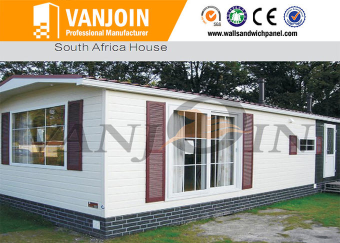 Strong And Cheap Foaming Concrete Modern Modular Homes For Plant , Shop ,Office , Workshop