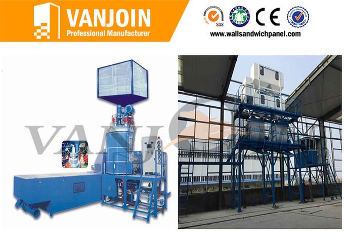 Expanded Polystyrene Foam Sandwich Wall Panel Machine Full Automatic