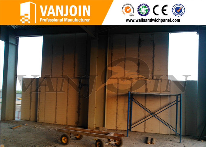 Environmental Installation Accessories Cement Mortar For Lightweight Sandwich Wall Panel Connection
