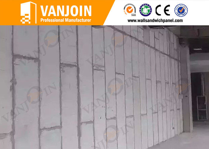 Soundproof Nonmetal Concrete Wall Panels Eps Sandwich Flat ...