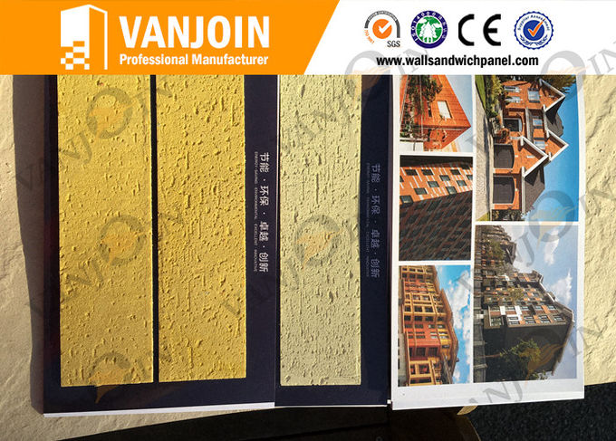 Anti Crack Weather Flexible Wall Tiles , Insulation Lightweight Decorative Soft Tile