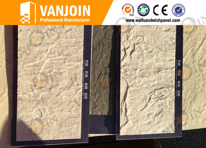 Acid - Resistant Clay Wall Tile Breathable , Composite Roof Panels Environmental Insulated