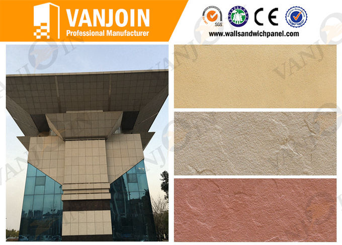 Outdoor Waterproof Flexible Wall Tiles , Antiskid Wall Tile For Room Decoration