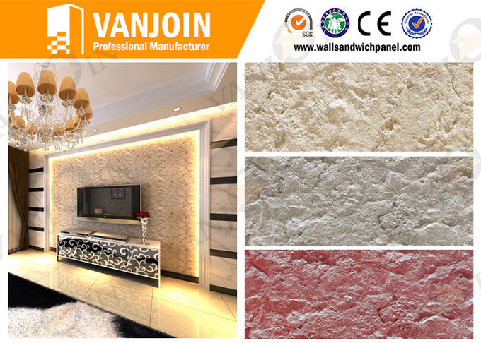 Full Body Clay Cow Leather Flexible Ceramic Tile for  Interior Wall Decoration