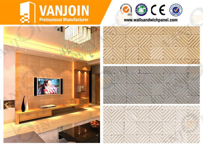 Flexible Floor Wall Tiles , Colorful Soft Ceramic Tiles for House Decoration