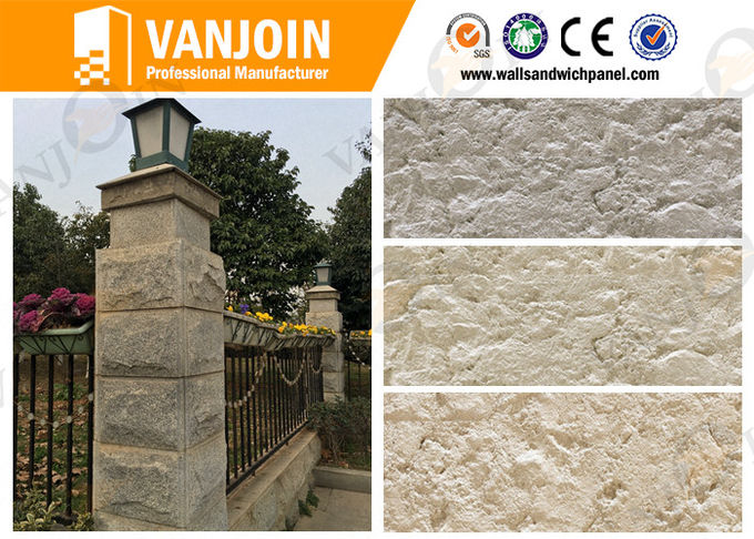 Travertine Marble Exterior wall decorative panels Modern / Classic Style , CE