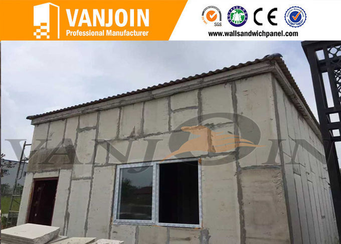 chemical resistance Sandwich Wall Panels , fireproof concrete wall ...