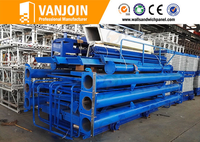 Eps sandwich panel machine For Producing Villa House Wall Board