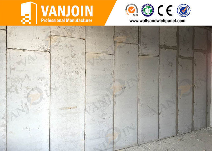 MCM Decorative Composite Panel Board , Insulated Wall Panels for House Project